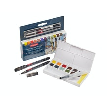 Derwent Line and Wash Paint Set of 12