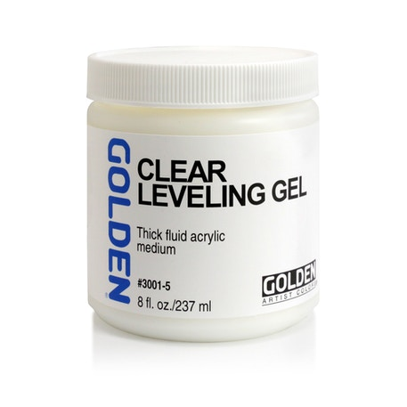 Golden Self Levelling Clear Gel | Cass Art