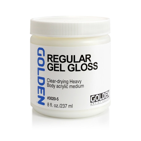 Golden Regular Gel | Cass Art
