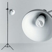 Daylight Studio Lamp and Stand