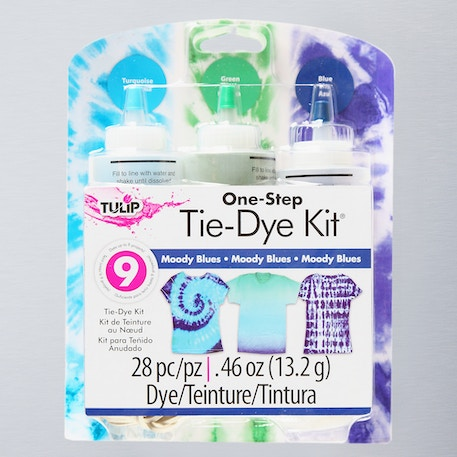 Tulip Tie Dye Kit Assorted Colours Pack of 3 | Fabric Dye