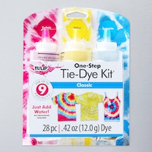 Tulip Tie Dye Kit Assorted Colours Pack of 3