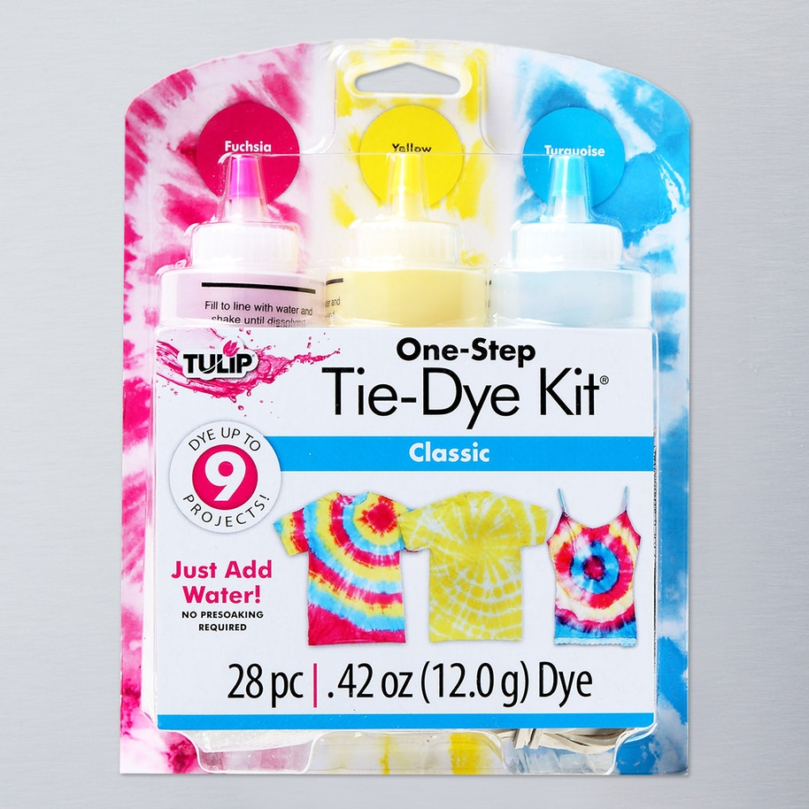 a8fb37e56b9d Tulip Tie Dye Kit Assorted Colours Pack of 3