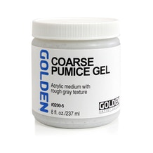 Golden Coarse Pumice 236ml