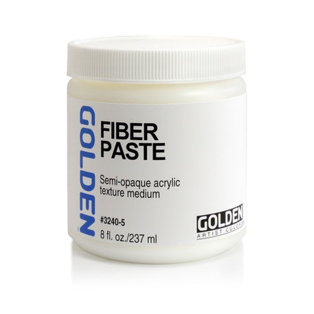 Golden Fibre Paste 236ml | Cass Art