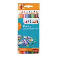 Derwent Lakeland Painting Water-soluble Colouring Pencils Set of 12