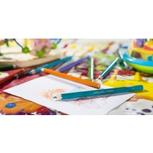 Derwent Lakeland Jumbo Colouring Pencil Set of 12