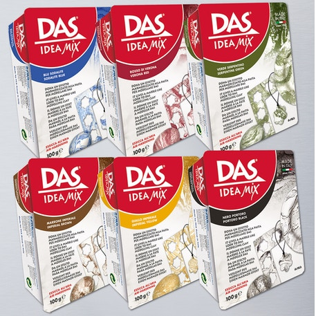 Das Idea Mix Clay 100g | Cass Art