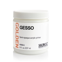Golden Bright White Gesso