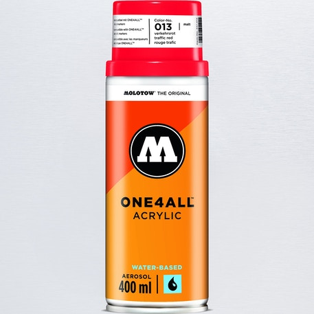Molotow ONE4ALL Acrylic Spray Paint 400ml | Cass Art