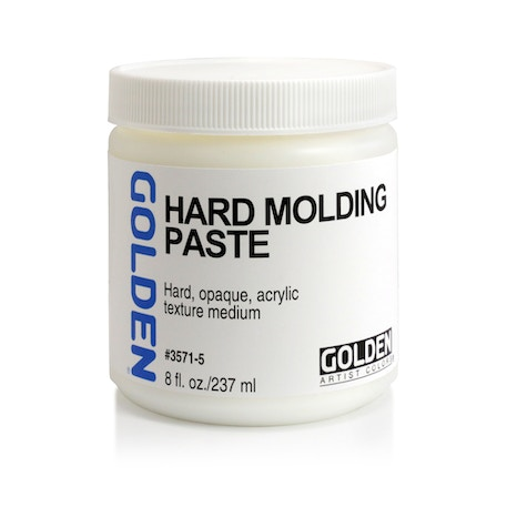Golden Molding Paste | Cass Art