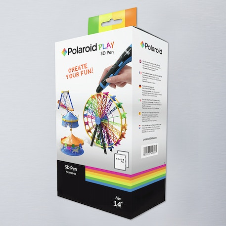 Polaroid Play 3D Pen | Cass Art