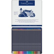 Faber-Castell Goldfaber Colour Pencils Set of 24