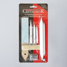 Cretacolor Artists' Drawing Accessories Set of 9
