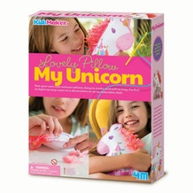 4M KidzMaker My Lovely Unicorn Pillow