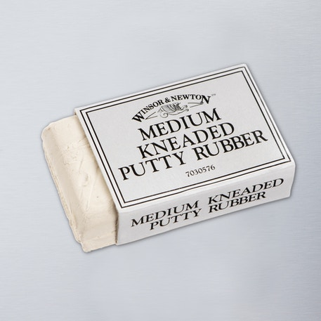 Winsor & Newton Kneaded Putty Rubber | Cass Art