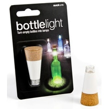 Suck UK Bottle Light - Rechargeable USB