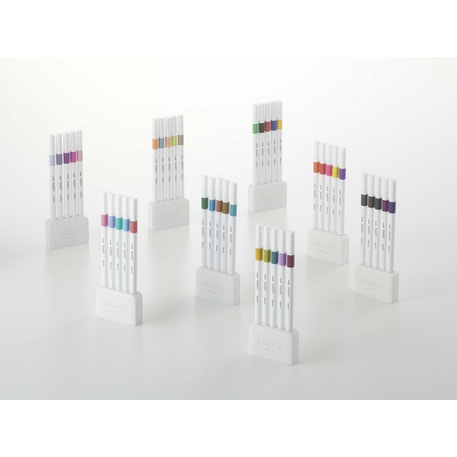 Uni EMOTT Fineliner Pens Set of 5 | Cass Art