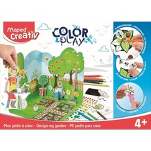 Maped Creativ Colour & Play Garden Set