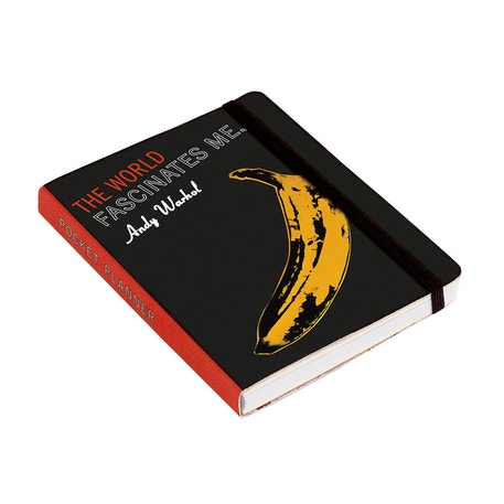 Andy Warhol Pocket Planner | Cass Art