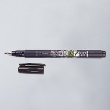 Tombow Fudenosuke Brush Pen