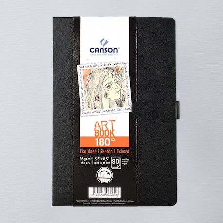 Canson Artbooks 80 sheets  | Cass Art