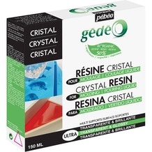 Pebeo Gedeo Bio-Based Crystal Resin