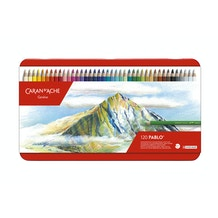 Caran D'ache Pablo Colour Pencils Assorted Colours Set of 120