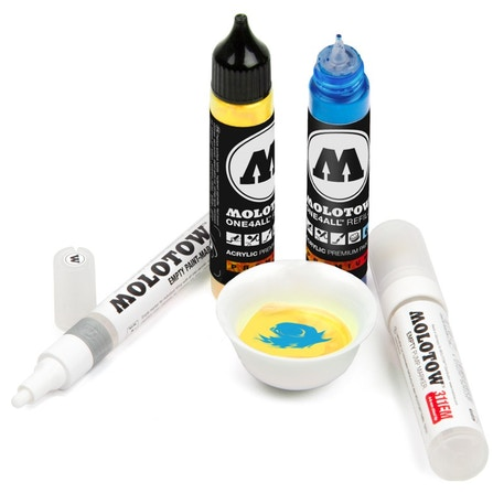 Molotow ONE4ALL Acrylic Paint Refill | Cass Art