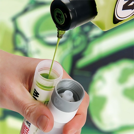 Molotow Refill Extension Tryout Pack of 3 | Cass Art