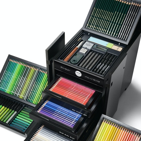 Faber-Castell KARLBOX Limited-Edition Collection of the Finest Drawing Tools | Cass Art