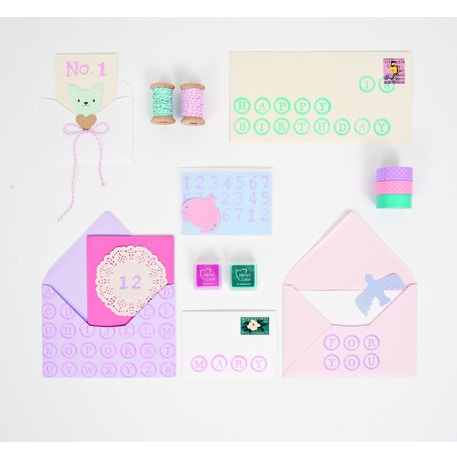 Rico Designs Silicone Alphabet and Number Stamps | Cass Art