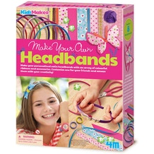 4M KidzMaker Make Your Own Headbands