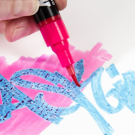 Molotow GRAFX Art Masking Liquid Pen | Cass Art