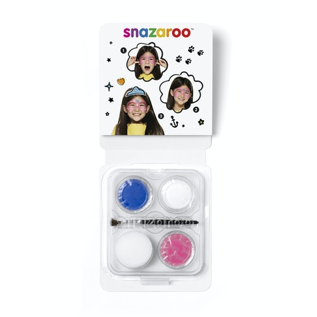 Snazaroo Mini Themed Pack Carnival Festive Mask | Cass Art