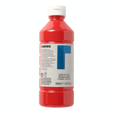 Reeves Ready Mix Paint 500ml | Cass Art