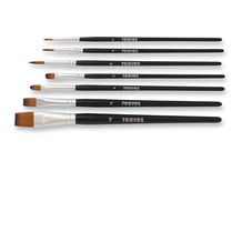Reeves Watercolour Synthetic Brushes Set of 7