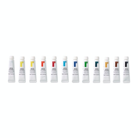 Reeves Acrylic Paint 10ml Set of 12 | Cass Art