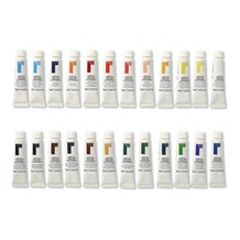 Reeves Acrylic Paint 10ml Set of 24
