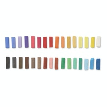 Reeves Half Soft Pastels Assorted Colours Set of 32