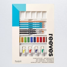 Reeves Complete Watercolour Set