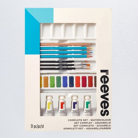 Reeves Complete Watercolour Set | Cass Art