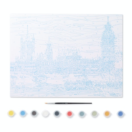Reeves Paint by Numbers Large Sets | Cass Art
