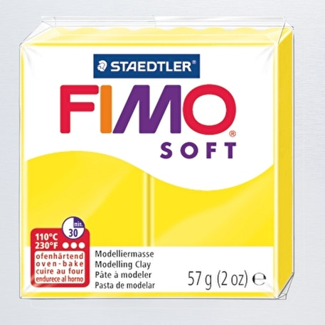 Fimo Soft Block | Modelling Clay | Cass Art