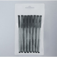 Copic Multiliner Black Set of 8