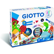 Giotto Art Lab Funny Collage Set