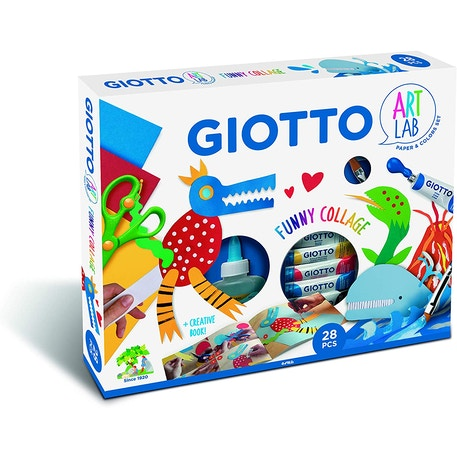 Giotto Art Lab Funny Collage Set | Cass Art