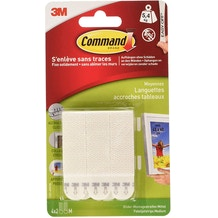 Command Medium Picture Hanging Strips Pack of 8