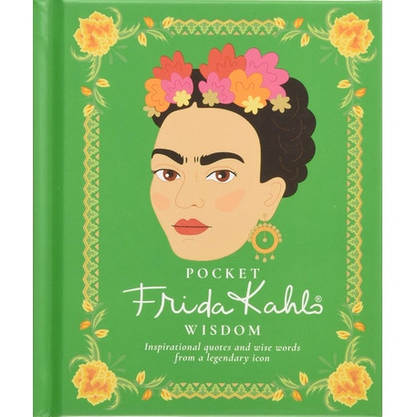 Pocket Frida Kahlo Wisdom | Cass Art