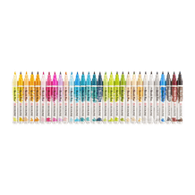 Ecoline Watercolour Brush Pen Additional Assorted Colours Set of 30